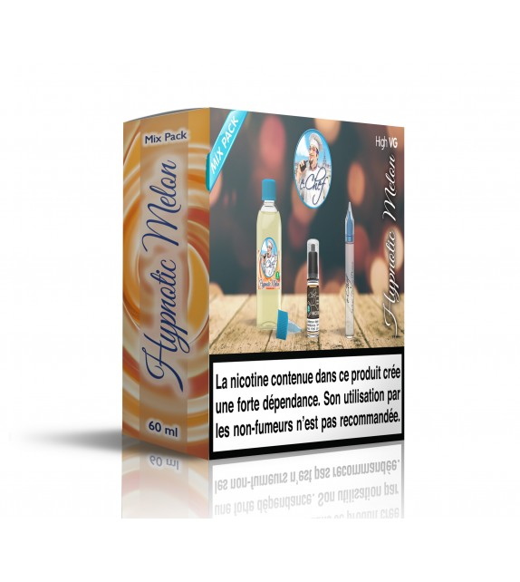 Mix Pack Hypnotic Melon 60ml